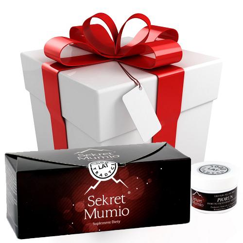 PROMOCJA!!! Sekret Mumio + Piorun za 280zł.