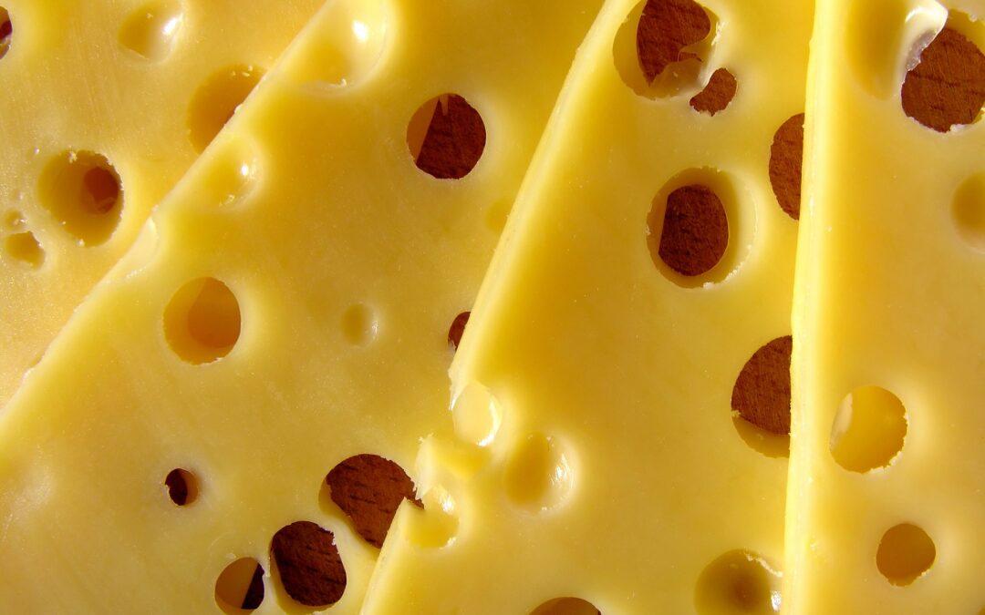 Prawdziwy żółty ser